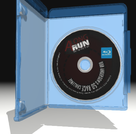 A Long Run Blu-Ray Disc